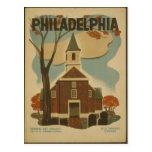 Postal-WPA-Philadelphia