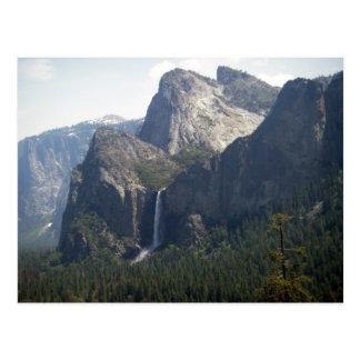 Postal: Yosemite Postales
