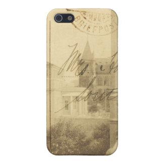 Postale - Vintage iphone 4 Case