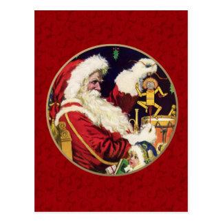 Postales adaptables del navidad del diseño del