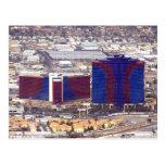 Postales aéreas de la foto de Las Vegas de las hab