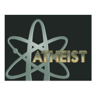 Postales ateas (del símbolo oficial del AA)