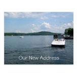 Postales caseras de la dirección del lago nuevas