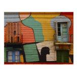 Postales coloridas de Buenes Aires la Argentina de
