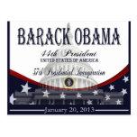 Postales conmemorativas de la inauguración 2013 de
