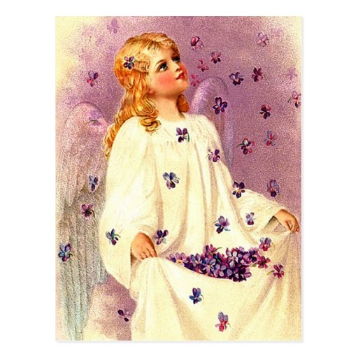 Postales cristianas de Pascua del ángel de Pascua