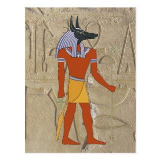 Postales de Anubis