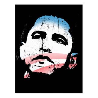 Postales de Barack Obama