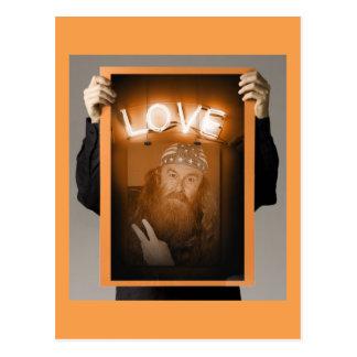 Postales de Burbank - amor
