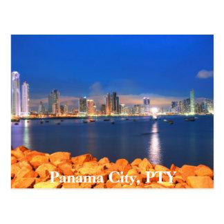 Postales de ciudad de Panamá, Panamá