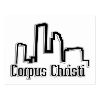 Postales de Corpus Christi Tx
