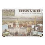 Postales de Denver de la Milla-Alta ciudad, vintag