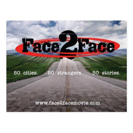 Postales de Face2Face