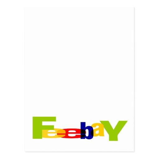 Postales de Feebay