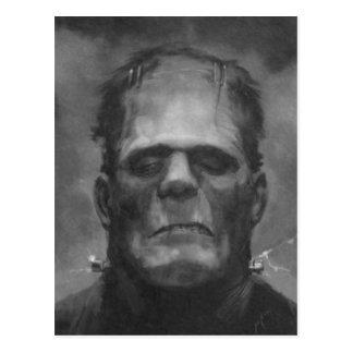 Postales de Frankenstein