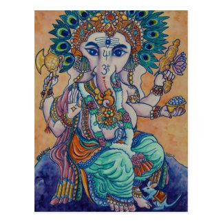Postales de Ganesha