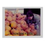 Postales de Halloween del arte de las fotos N de M