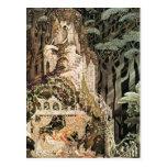 Postales de Hansel y de Gretel de Nielsen