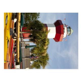 Postales de Hilton Head de la ciudad del puerto