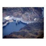 Postales de imagen aéreas del Preso Hoover