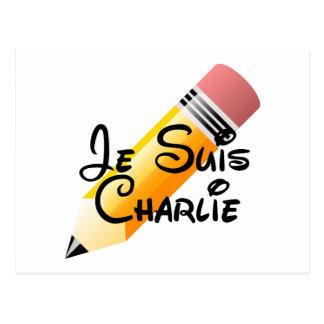 Postales de Je Suis Charlie