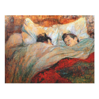 postales de la bella arte del lautrec de Toulouse