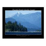 """Postales de la """"Columbia Británica hermosa"""""""