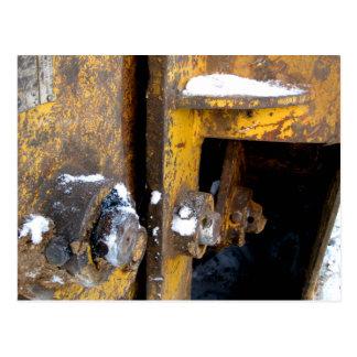 Postales de la excavación que excavan a la compañí