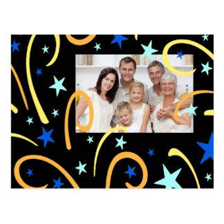 Postales de la foto de la Feliz Año Nuevo de los f
