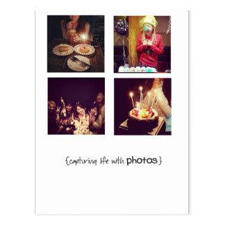 postales de la foto del instagram