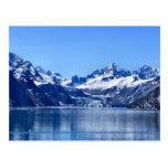Postales de la fotografía del Glacier Bay