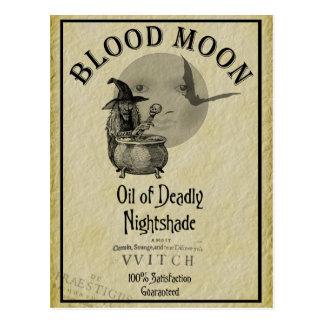 Postales de la luna de la sangre