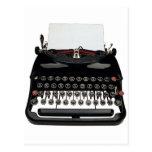 Postales de la máquina de escribir