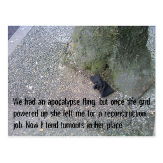 Postales de la Poste-Apocalipsis #4 Love Story