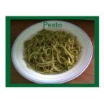 Postales de la receta de Pesto