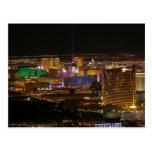 Postales de la tira de Las Vegas
