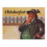 Postales de las opciones de Oktoberfest Octoberfes