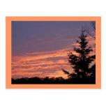 Postales de levantamiento hermosas de un Sun