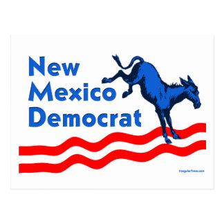 Postales de New México Demócrata
