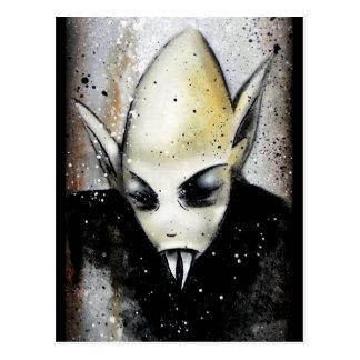Postales de Nosferatu del vampiro
