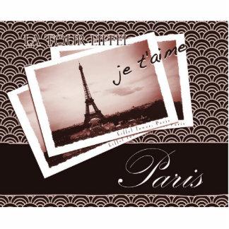 Postales de París Esculturas Fotográficas