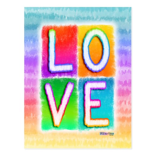 Postales del amor