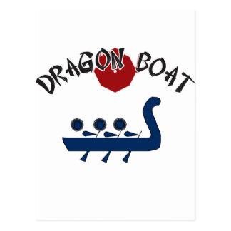 Postales del barco del dragón