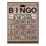 Postales del bingo
