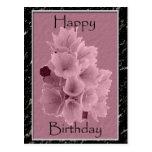 Postales del cumpleaños de la azalea