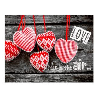 Postales del el día de San Valentín de los