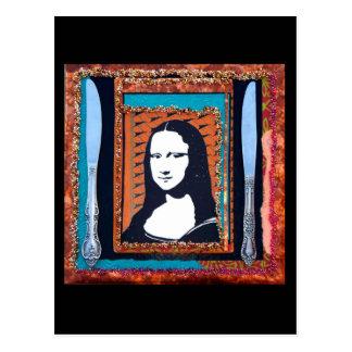 Postales del fiesta de cena de Mona