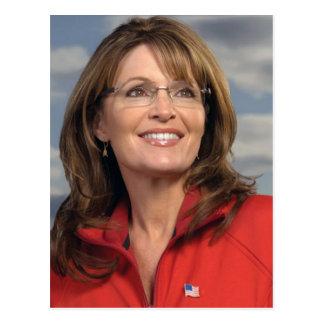 Postales del granuja de Sarah que van Palin