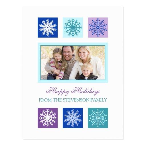 Postales del navidad de la foto buenas fiestas