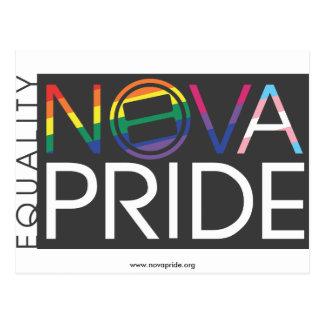 Postales del orgullo de NOVA